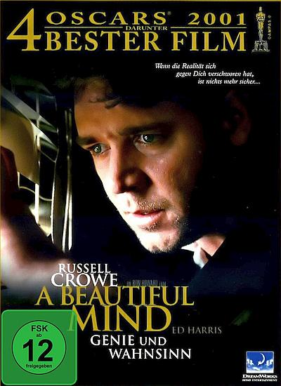 A Beautiful Mind (PRIVATNUTZUNG)